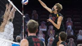 USC sweeps Stanford in a three-set weekend