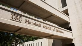 Former student sues tenured Marshall professor and USC for sexual assault, discrimination