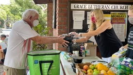 Culver City nonprofit struggles with challenges of rising food insecurity